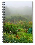Late Summer Spiral Notebook