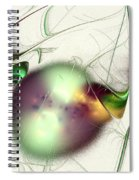 Latent Images Spiral Notebook