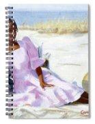 Latesha Spiral Notebook