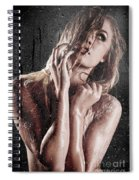 Lather Up Spiral Notebook