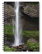 Latourelle Falls Spiral Notebook
