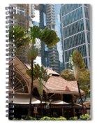 Lau Pa Sat Market 01 Spiral Notebook