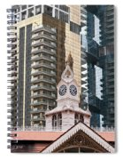 Lau Pa Sat Market 02 Spiral Notebook