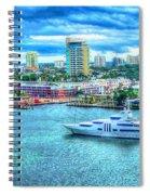 Lauderdale Spiral Notebook