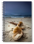 Laughing With A Mouth Full Of Sand Spiral Notebook