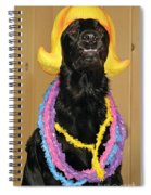 Laughter Yoga For Dogs Spiral Notebook