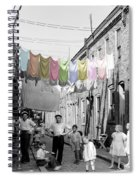 Laundry Day 2 Spiral Notebook