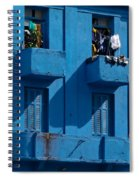 Laundry - Sao Paulo Spiral Notebook