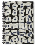 Laura Series Making Marks 545b2 Spiral Notebook