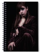 Laura Witch Spiral Notebook