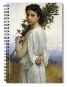 Laurel Branch Spiral Notebook