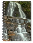 Laurel Falls Cascades Spiral Notebook