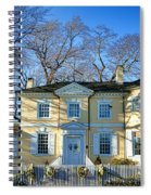 Laurel Hill Mansion Spiral Notebook