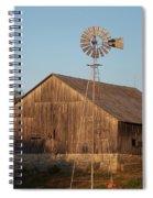 Laurel Road Barn Spiral Notebook
