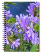 Lavendar Melody Spiral Notebook