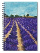 Lavender Afternoon Spiral Notebook