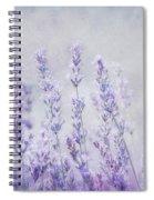 Lavender Romance Spiral Notebook