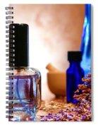 Lavender Shop Spiral Notebook