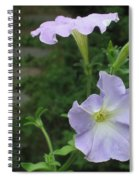 Lavender Whisper Spiral Notebook