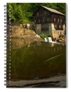 Lawrence County Grist Mill Spiral Notebook