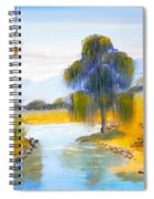 Lawson River Spiral Notebook