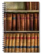 Lawyer - Books - Law Books  Spiral Notebook