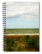 Natural Layers Spiral Notebook