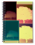 Layers Of Fog Spiral Notebook