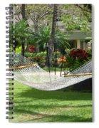 Lazy Days Spiral Notebook