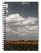 Lbj Ranch In Texas Spiral Notebook