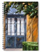 Le 5 Porte Spiral Notebook