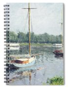Le Bassin D'argenteuil Spiral Notebook