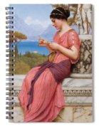 Le Billet Doux Spiral Notebook