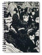 Le Bon Marche Spiral Notebook