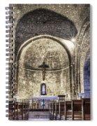 Le Castellet Medieval Church Spiral Notebook