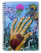 Le Destin Du Humain Spiral Notebook