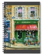 Le Fleuriste Spiral Notebook