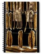 Le Grand Pressigny Livre De Beurre Spiral Notebook