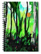 Le Mystic  Spiral Notebook