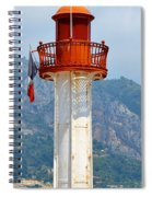 Le Phare II Spiral Notebook