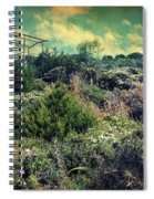 Le Printemps Spiral Notebook