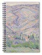 Le Ragas, Near Toulon, 1930 Spiral Notebook