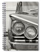 Le Sabre Spiral Notebook