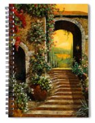 Le Scale   Spiral Notebook