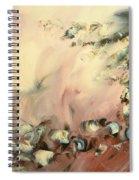 Le Souffle De L Ange Spiral Notebook