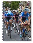 Le Tour De France 2014 - 2 Spiral Notebook