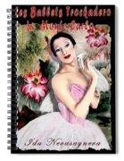 Le Traviste Spiral Notebook