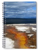 Lead The Way Spiral Notebook