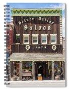 Leadville Saloon Spiral Notebook