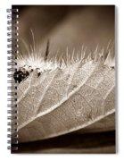 Leaf Muncher Spiral Notebook